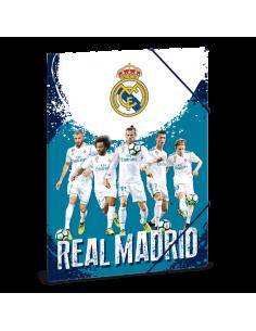 Zložka na zošity Real Madrid 18 team A4