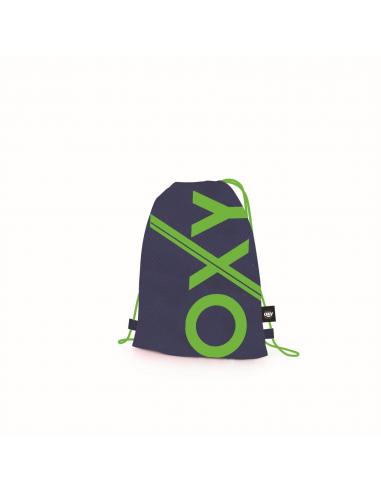 Vak na chrbát OXY BLUE LINE Green