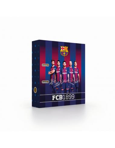 Zoraďovač A4 lamino páka 7cm FC Barcelona
