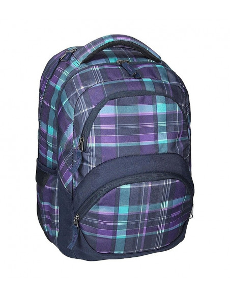 Študentský batoh SPIRIT FREEDOM 01 fialová