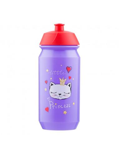 Fľaša na pitie Mačky Princess