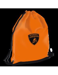 Lamborghini orange Maxi športový vak
