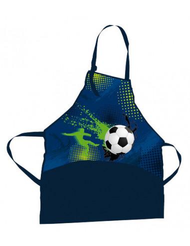 Zásterka na výtvarnú výchovu Football 3