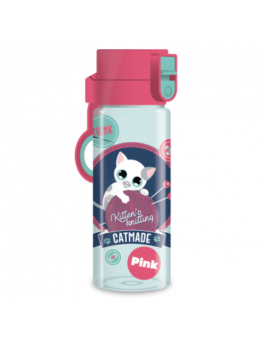 Fľaša Think Pink catmade 500 ml