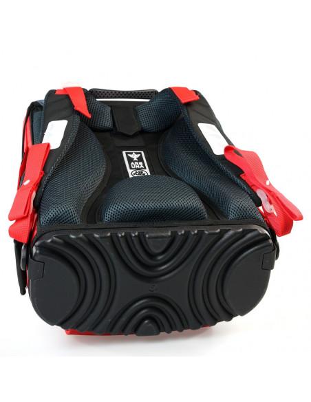 Školská taška Lamborghini Red Huracan magnetic