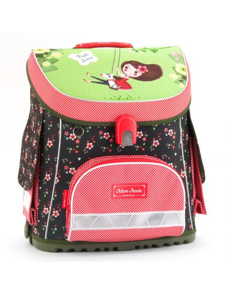 Školská taška Mon Amie magnetic
