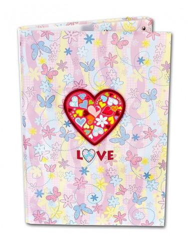 Školský box A4 Love