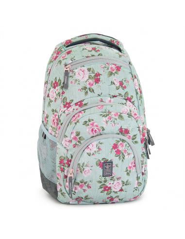 Študentský batoh Vintage Rose AU2