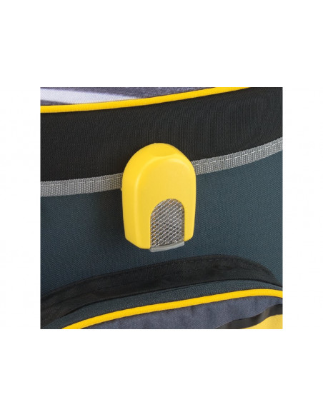 Školská taška Lamborghini Yellow Aventador