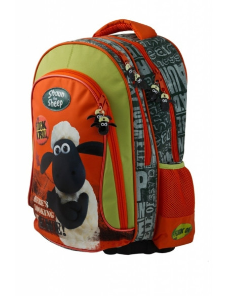 Ergonomický školský batoh Ovečka Shaun
