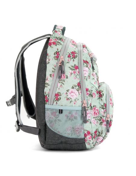 Študentský batoh Vintage Rose AU6