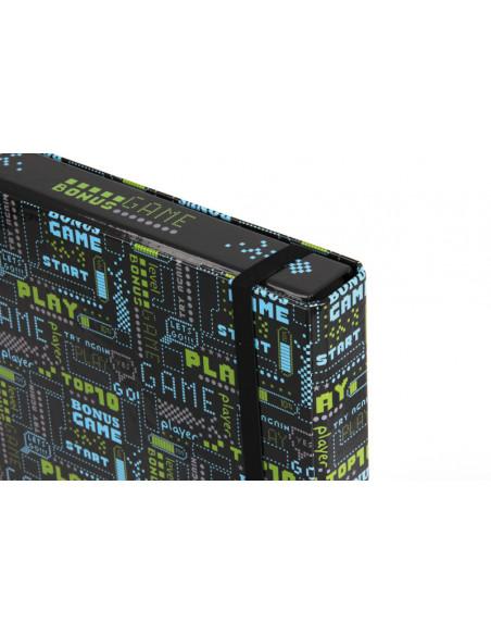 Box na zošity s chlopňou A5 Game