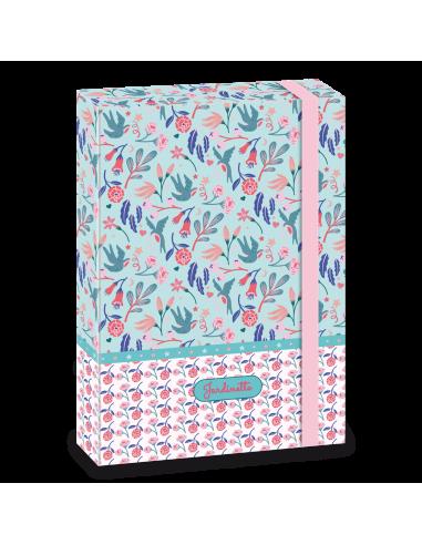 Box na zošity Jardinette A4