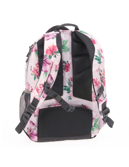 Ergonomický školský batoh Flowers II