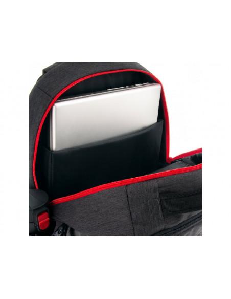 Ergonomický školský batoh Nasa Dark