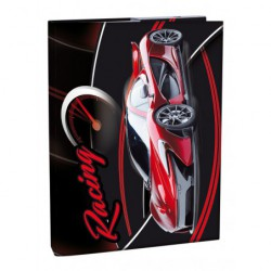 Box na zošity A5 Racing