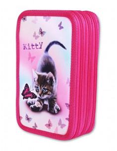 Školský peračník 3-patra Kitty