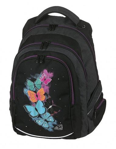 Študentský batoh FAME Butterfly