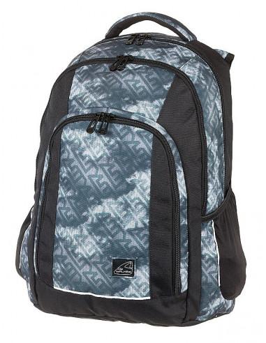 Študentský batoh HAZE Grey