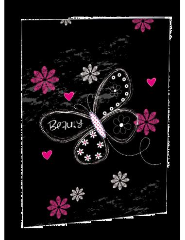 Dosky na abecedu Romantic 2