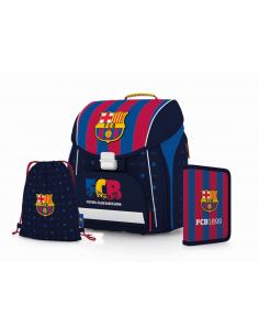 Set 3dielny PREMIUM FC Barcelona
