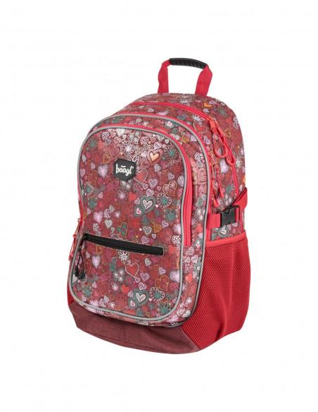 Školské batohy od 3. triedy